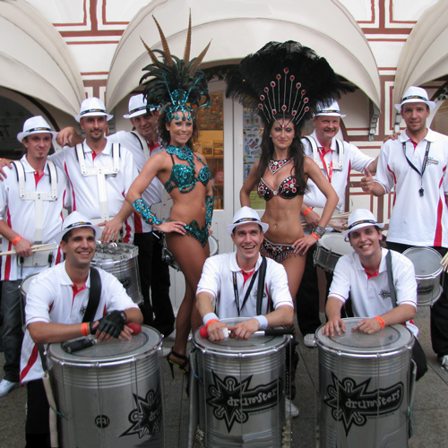 Drumsters